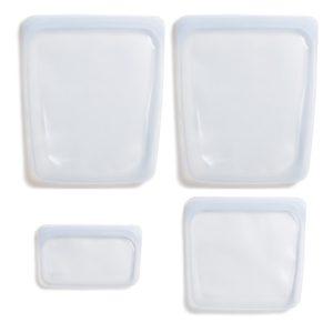 Eco Friendly, Reusable Stasher Multi-pack C